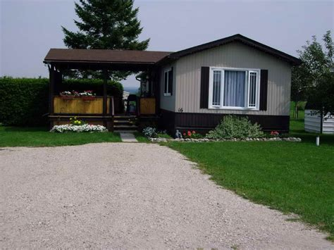ideas design your own mobile home with frontyard design