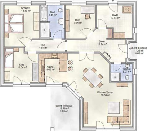 Floor Plan Software Freeware grundriss bungalow 4 zimmer 130 qm