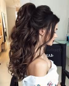 dressy ponytail hairstyles 25 gorgeous semi formal hairstyles ideas on pinterest