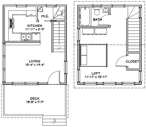 16x20 floor plans 16x20 house 16x20h3 569 sq ft excellent floor