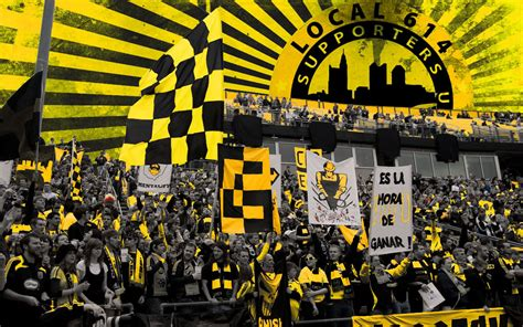 columbus crew nordecke soccer spectacle