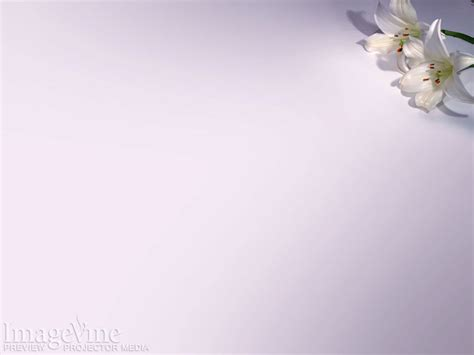 easter layout ppt easter lily for powerpoint backgrounds happy easter 2018