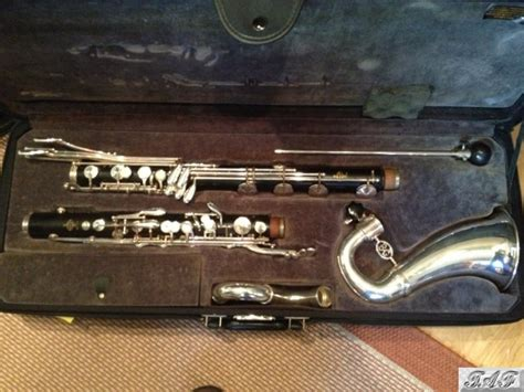 buffet bass clarinet for sale professional buffet prestige bass clarinet item mi