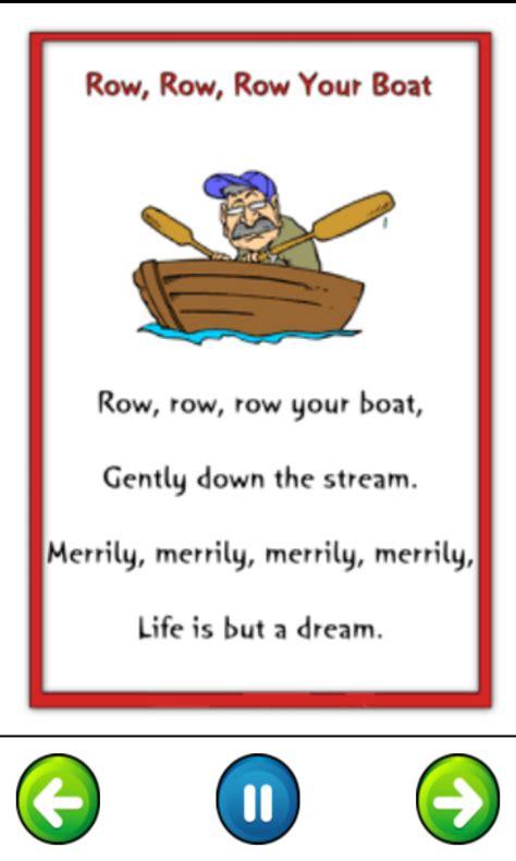 boat race song lyrics nursery rhyme pictures thenurseries