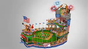 thanksgiving float take a peek at the new cracker jack float before it debuts