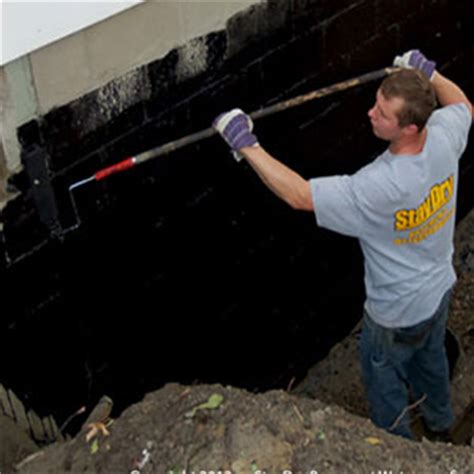 basement waterproofing detroit staydry 174 michigan basement repair
