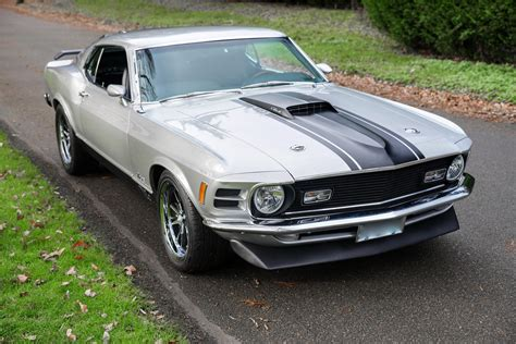 ford mustang mach 1 fastback 1970 ford mustang mach 1 custom fastback 190389