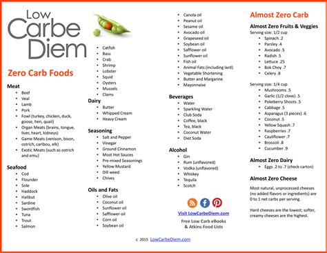new year 2015 food list zero carb food list best diet solutions program