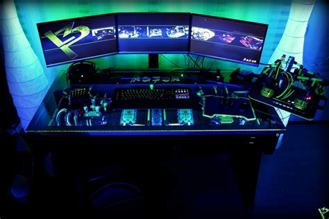Razer Gaming Desk Razer Desk 6 Modding Fr