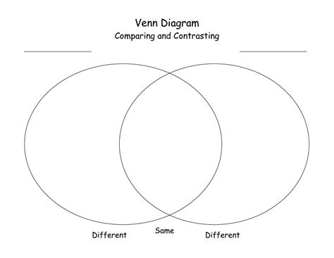 printable venn diagram with lines template of venn diagram diagram site