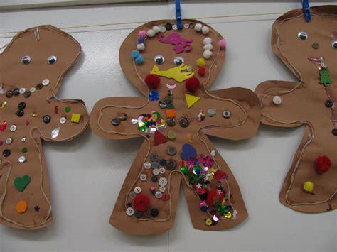 gingerbread crafts for december 2011