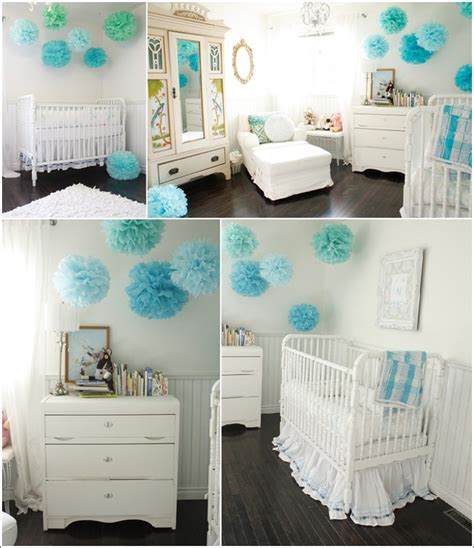 chambre enfant turquoise chambre garcon gris