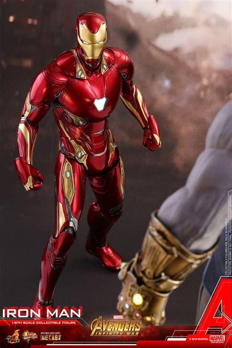 hot toys avengers infinity war iron man mark