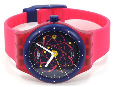 Swatch Gs145 Jam Tangan Wanita Pink jual jam tangan swatch sistem pink sutr401 rajabrewok