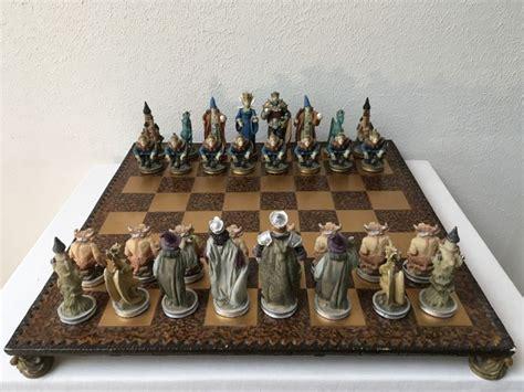 fantasy chess set special fantasy chess set catawiki