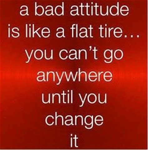 A C C E P T Merilee Flat Shoes a bad attitude is like a flat tire you can t go anywhere