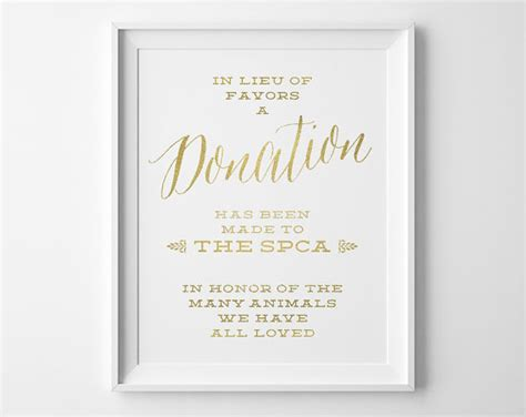 Wedding Gift Donation To Charity by Wedding Gift Donation To Charity Wording Imbusy For