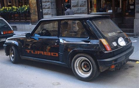 renault 5 turbo 2 specs photos and more on