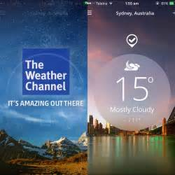 Twc Weather Five Essential Lifestyle Apps That You Need Now Vogue