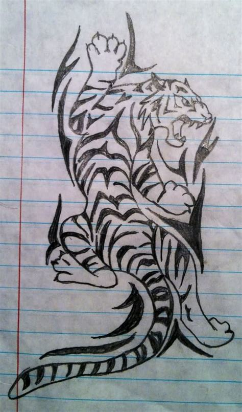 cool tiger tattoo designs tiger tattoos askideas