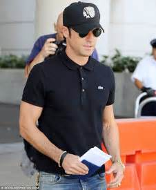 Tshirt Nike Before Pople justin theroux swaps his trademark biker boy look for a