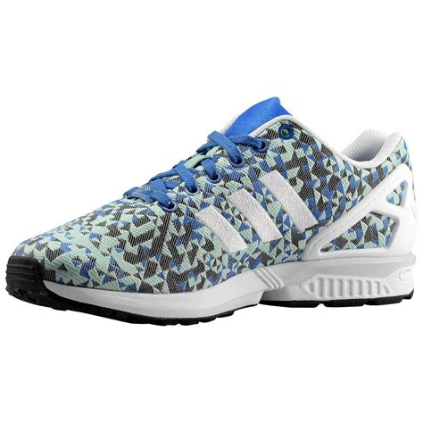 new adidas originals zx flux weave shoes sneakers size 13