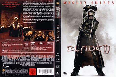 Pc Dvd Blade blade 2 german dvd cover german dvd covers