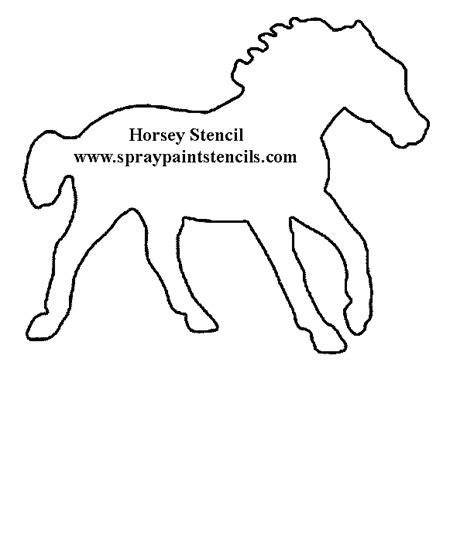 free printable horse shapes pinterest the world s catalog of ideas