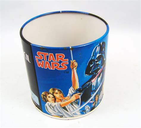 h c star wars 1982 h c ford pencil box
