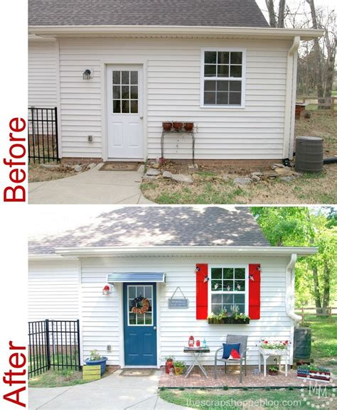 shed makeovers potting shed makeover reveal unbelievable before and aft pinterest
