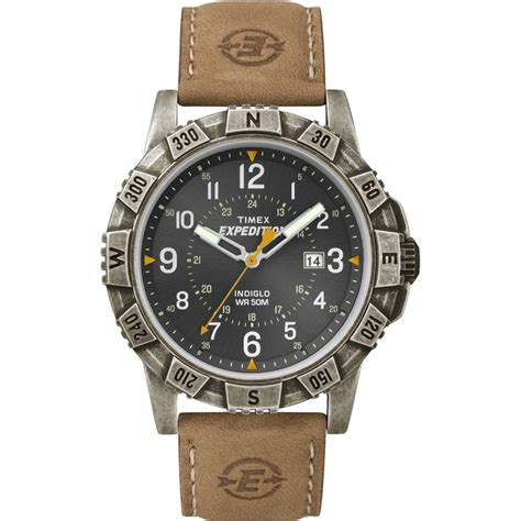 Timex Expedition Rugged Field Metal by Timex Expedition Rugged Metal Field Gents T49991