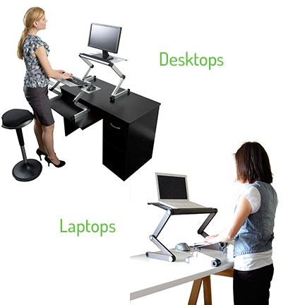 ergonomic benefits of standing desk cheap ergonomic laptop standing desk kit compact and