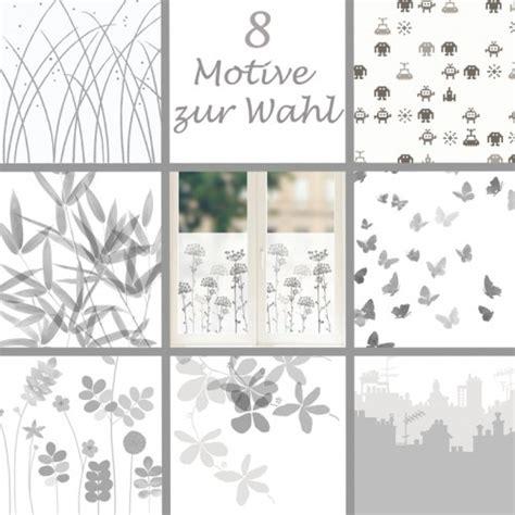 Fenster Sichtschutz Sticker by Milchglas Fenstersticker Sichtschutz 8 Versch Motive