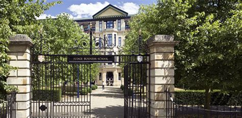 Cambridge Business School Mba Deadline by Cambridge Judge Business School About Us