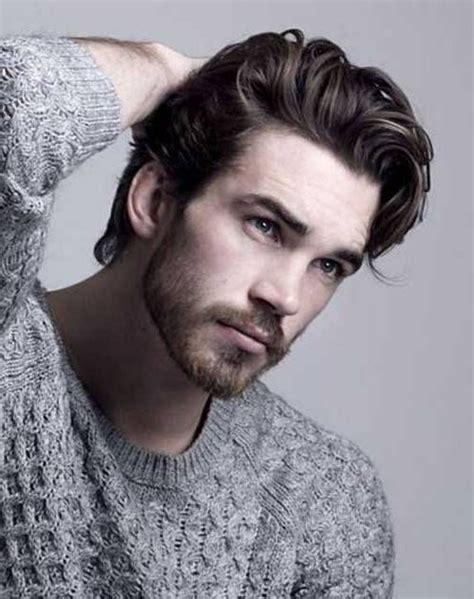 medium hairstyles for guys with thick hair inspirations of the stylish mens hairstyles for thick hair