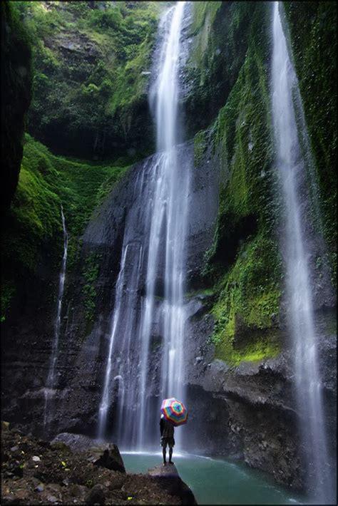 wisata air terjun madakaripura probolinggo wisata jawa timur