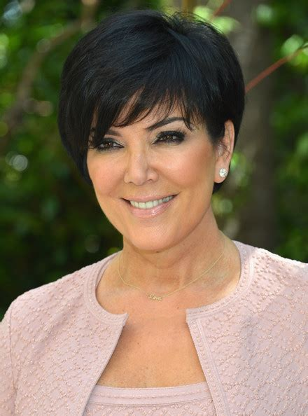 kris jenner pixie kris jenner short hairstyles lookbook more pics of kris jenner short cut with bangs 4 of 24