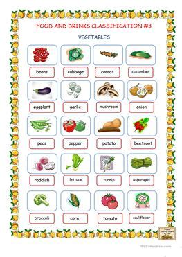 6 fruit classifications 16 free esl classification worksheets