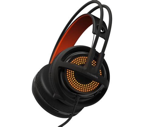 Headset Gaming Steelseries Siberia steelseries siberia 350 7 1 gaming headset deals pc world