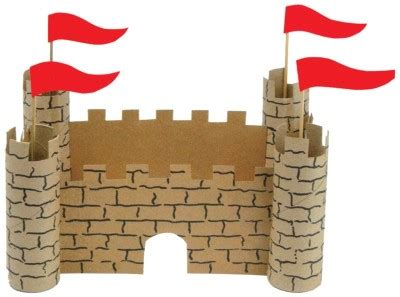 How To Make A Paper Castle - how to make paper castles for howstuffworks