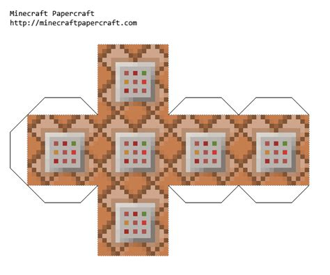 Papercraft Minecraft Blocks - command block driverlayer search engine