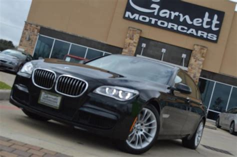 2013 bmw 750 for sale 2013 bmw 7 series 750li cars for sale