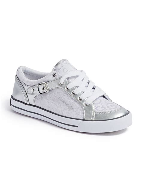 womens guess sneakers g by guess s omeni sneakers ebay