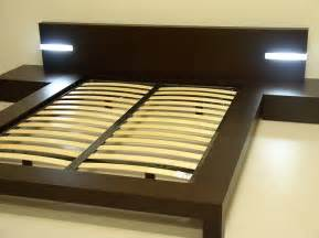 Modern Wood Bed Frame Designs 1 Contemporary Furniture European Furniture