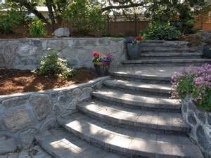 interlock paver stairs contemporary staircase vancouver by garden culture victoria