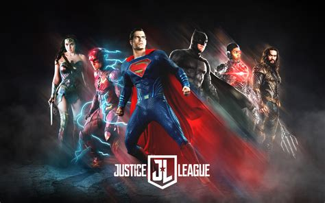 justice league wallpaper for mac justice league 2017 poster fan art hd 4k wallpaper