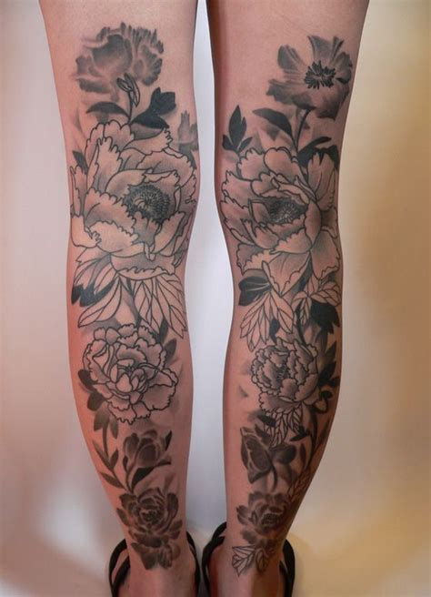 back of knee tattoo 37 best back of knee tattoos for images on