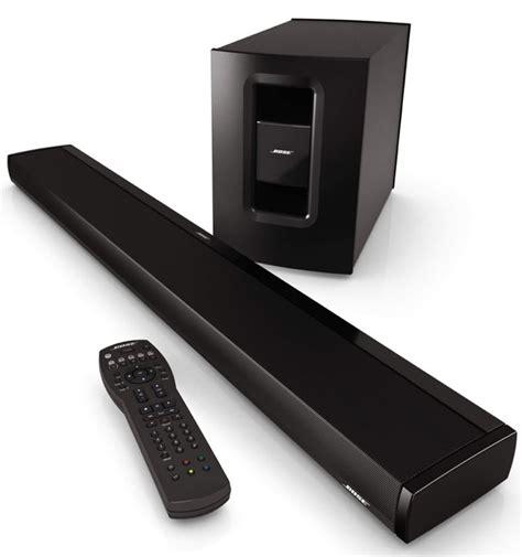 Soundbar Speakers Bose Cinemate 1 Bose Cinemate 1sr Techcrunch