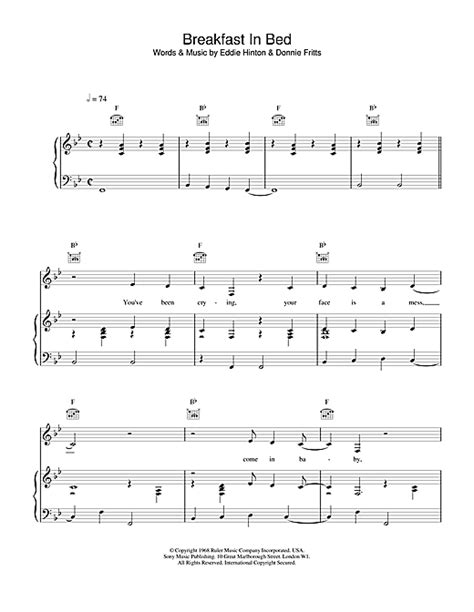 music bed coupon code ub40 breakfast in bed sheet music