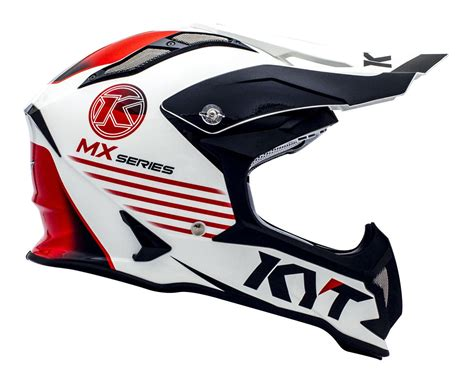 Helm Cross Strike Eagle Kyt Crosshelm Mx Helm Strike Eagle White Xs 53 54 Cm